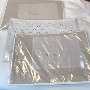 Chanel Garment Bags